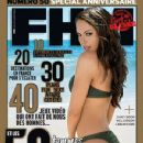 FHM Magazine Cover [France] (July 2014)