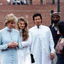 Imran Khan and Jemima Khan - 454 x 355