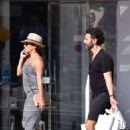Eva Longoria shopping in Puerto Banus - 454 x 616