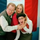 Michael McKean, Jane McGregor and Piper Perabo in Premiere Group's Slap Her, She's French - 2002