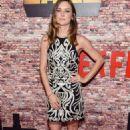 Jessica Stroup – 'Luke Cage' Premiere in New York City 9/28/2016
