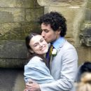 Keira Knightley – Filming 'Official Secrets' in Wetherby - 454 x 587