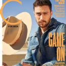 Aaron Taylor-Johnson For C For Men Spring 2017 - 454 x 614