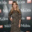 Samia Ghadie – Press night for Matilda in Manchester - 454 x 669