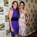 Actress Sarah Wayne Callies attends the