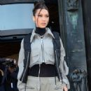 Bella Hadid – Arrives at the Palais De Tokyo for Mens fashion week 2020 in Paris