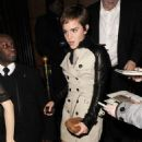 Emma Watson: Pre-BAFTA Party Girl