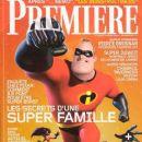 Premiere Magazine Cover [France] (November 2004)