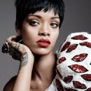 Rihanna Vogue USA March 2014 - 454 x 614