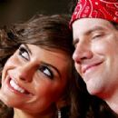 Maria Menounos and Jamie Kennedy