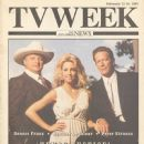 Heather Locklear - TV Week Magazine Cover [United States] (12 February 1995)