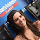 Génesis Rodríguez – SiriusXM's Entertainment Weekly Radio Channel Broadcasts From Comic-Con 2016 - Day 3 - 454 x 372