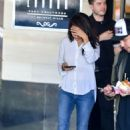 Mila Kunis – Leaves the London Hotel in West Hollywood - 454 x 682