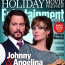 Johnny Depp - Entertainment Weekly Magazine [United States] (19 November 2010)