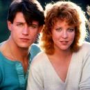 Nancy Allen and Michael Pare