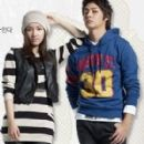 Kim Joon and Gook Ji Yun  photoshoots for Omphalos' 2009 - 279 x 524