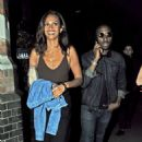 Alesha Dixon at Chiltern Firehouse in London - 454 x 717