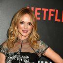 Heather Graham – 'Quincy' Special Screening in New York