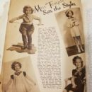 Shirley Temple - Movie Mirror Magazine Pictorial [United States] (August 1936) - 454 x 605