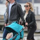 Hilary Duff out in New York City - 454 x 572