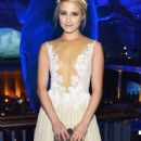 Dianna Agron at the 2014 Museum Gala at American Museum