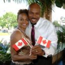 Alex and Lynn of The Amazing Race Get Married at Ottawa Congress Centre in Ontario - 285 x 400