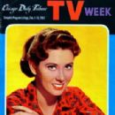 Elinor Donahue - TV Week Magazine [United States] (4 February 1961)