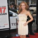 "Leslie Mann - ""17 Again"" Premiere In Los Angeles, 2009.04.14"