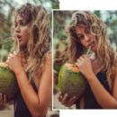 Jehane Gigi Paris – Peixotowear Lookbook 'The Heat Is On' Resort 2018