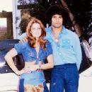 Priscilla Presley and Mike Stone - 355 x 429