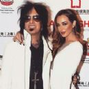 Nikki Sixx and Courtney Bingham - 236 x 236