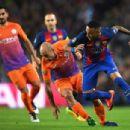 FC Barcelona v Manchester City FC - UEFA Champions League - 454 x 305