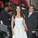 Madeleine Stowe: at 'Good Morning America' in New York City