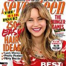 Jennifer Lawrence - Seventeen Magazine Pictorial [United States] (April 2012)