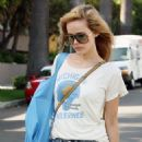 Isabel Lucas: Lovely in Los Angeles
