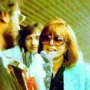 Ivar Kümnik with Michèle Mercier In Moscow