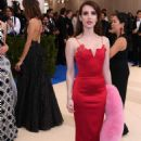 Emma Roberts – 2017 MET Costume Institute Gala in NYC
