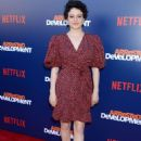 Alia Shawkat – Posing at Arrested Development Show Premiere Photocall In Los Angeles - 454 x 643