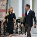Lucy Liu – Filming 'Elementary' in NYC - 454 x 590
