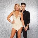Mark Ballas and Paige VanZant