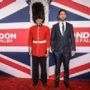 Gerard Butler- March 1, 2016-Premiere of Focus Features' 'London Has Fallen' - Arrivals