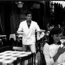 Barbara Lass, Alain Delon - 454 x 325