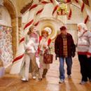 Elizabeth Mitchell, Ann-Margret, Alan Arkin and Tim Allen in Disney's THE SANTA CLAUSE 3 The Escape Clause