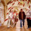Elizabeth Mitchell, Ann-Margret, Alan Arkin and Tim Allen in Disney's THE SANTA CLAUSE 3 The Escape Clause