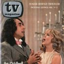 Tiny Tim - Sunday Herald Traveler TV Magazine Cover [United States] (9 February 1969)