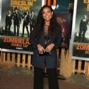 Rosario Dawson – 'Zombieland: Double Tap' Premiere in Westwood - 454 x 659