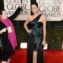 Marion Cotillard At The 67th Annual Golden Globe Awards (2010)