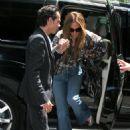 Jennifer Lopez Promoting Their New Film 'El Cantante' (25.07.2007)