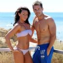 Hugh Hanley and Michelle Heaton - 454 x 595