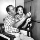 Director Fred F. Sears and Joan Taylor